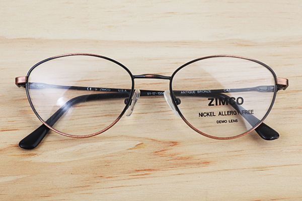 vtg-451 Zimco antique bronze rim