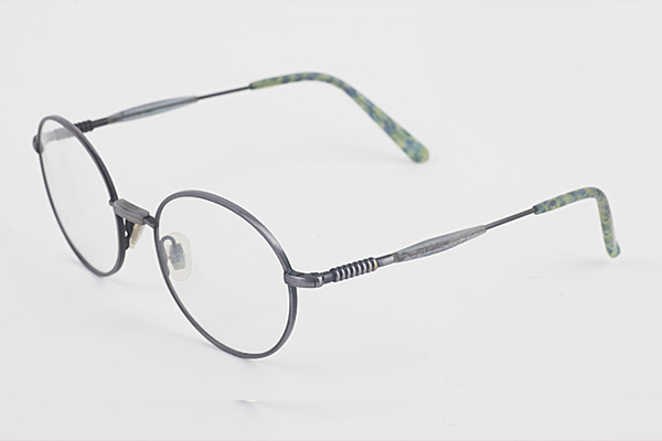 vtg-434 Antique gray rim with round